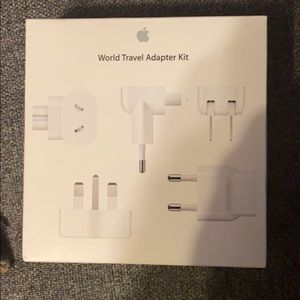 Used Apple Travel Adapter Kit